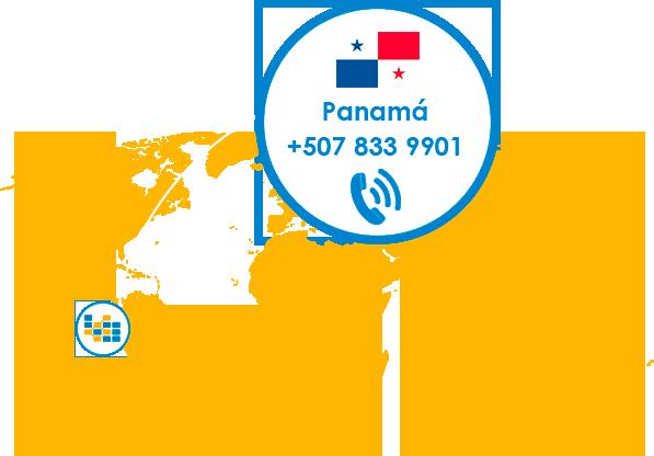 Ubicación Oficina de Panamá